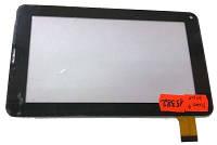Сенсорный экран (тачскрин) для планшета 7 дюймов GOCLEVER TAB R70 с вырезом под динамик (Model: PINGBO PB70A8508) Black