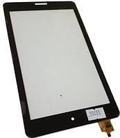 Сенсорный экран (тачскрин) для планшета 7 дюймов Irbis TQ72 (Model: AD-C-701452-FPC) Black