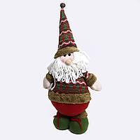 """Новогодняя игрушка-сувенир """"Снеговик в одежде"""""""