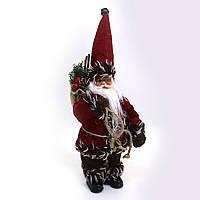 """Новогодняя игрушка-сувенир, 9"""" """"Дед Мороз с мешком"""""""