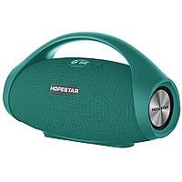 Портативная Bluetooth колонка Hopestar H32 с влагозащитой USB FM Green mt-175, КОД: 1189743