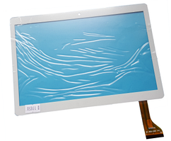 Сенсорний екран (тачскрін) для планшета 9,6 дюймів China Asus, China Samsung (Model: MF-808-096F) White