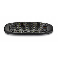 Аэромышь с клавиатурой Air Mouse C 120 Black in-85, КОД: 395816