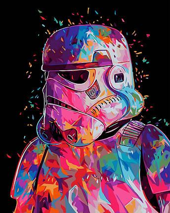 "Картина по номерам ""Штурмовик"" Rainbow Art, фото 2"