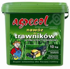 Удобрение Agrecol Агрекол для газона быстрый ковровый эффект 10 кг