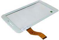 Сенсорный экран (тачскрин) для планшета 7 дюймов Digma Plane TT702M 3G (Model: 04-0700-0866) White