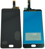 Дисплей для Meizu M6, M711H с сенсорным экраном , черный