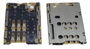 Разъем SIM-карты Nokia N8-00