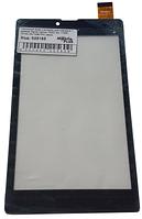 Сенсорный экран (тачскрин) для планшета 7 дюймов Digma Optima 7305S 3G, 7100R, 7010D (WJ1339-FPC) Black