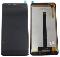 Дисплей для Blackview P2, P2 Lite с сенсорным экраном Black