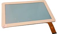 Сенсорный экран (тачскрин) для планшета 10,1 дюймов Reellex Tab-10e-01 (Model: MGLCTP-157/ DH-1010A1-FPC042) White