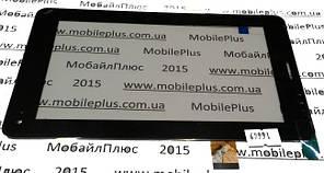 Сенсорный экран (тачскрин) для планшета 7 дюймов Megafon Login MT3a (Model: TPC1219) Black