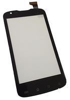Сенсорный экран (тачскрин) для телефона Explay Advance
