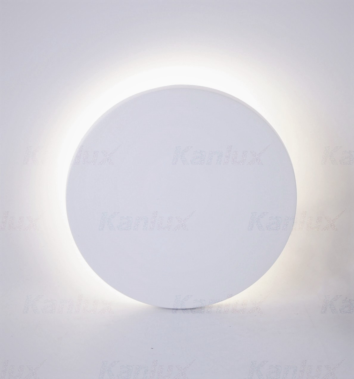 Фасадный светильник Kanlux FORRO LED EL 8W-W белый, IP54