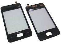 Сенсорный экран (тачскрин) для Samsung S5222 Black orig
