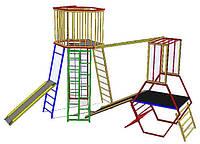 Дитячий спорткомплекс трансформер Лабіринт-4, фото 1