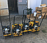 Бензиновая виброплита Honker 29260+31210 (95 кг), фото 3