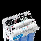 Фільтр зворотного осмосу Ecosoft Absolute 5-50P з помпою на станині, фото 8