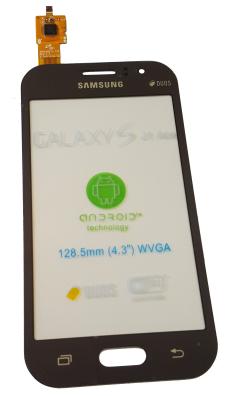 Сенсорный экран (тачскрин) для Samsung J110 Galaxy J1 Ace Grey