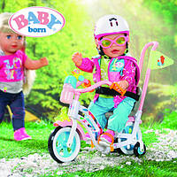 Велосипед для куклы пупса Бэби Борн Baby Born Zapf Creation 823699