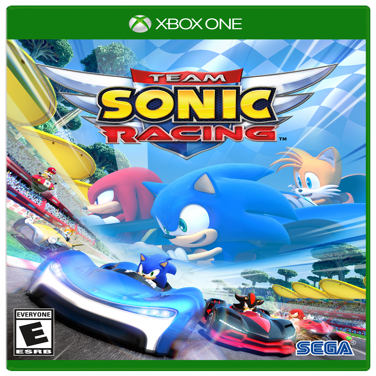 Sonic Team Racing Xbox One SUB