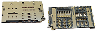 Разъем SIM-карты Samsung A310, A510, A710