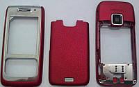 Корпус для Nokia E65 red