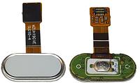 Шлейф кнопки Home Meizu M5, M5 Mini (M611a) White