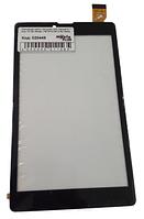 Сенсорный экран (тачскрин) для планшета 7 дюймов Irbis TZ738 (Model: PB70PGJ3613-R2) Black