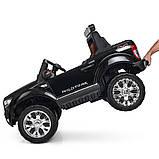 Дитячий двомісний електромобіль джип Ford Ranger M 3573 з МП4, фото 3