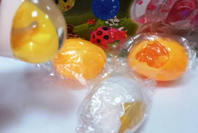"Антистресс - лизун ""Яйцо"" (неполная упаковка), фото 2"