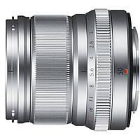Объектив Fujifilm XF 50mm F2.0 R WR Silver 16536623, КОД: 1247389