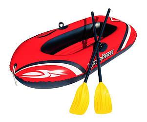 Надувная лодка Bestway Kondor 1000 Красная 40-61078, КОД: 1178507