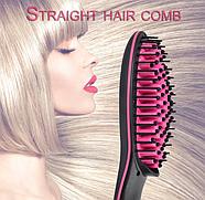 Расческа выпрямитель для волос Straight artifact, фото 4