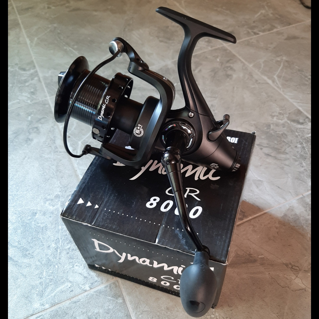 Карповая катушка  Fishing Roi Dynamic CR 8000