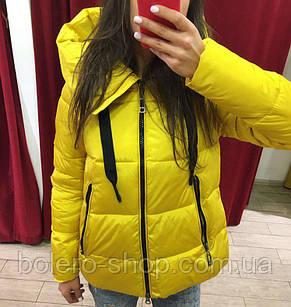 Куртка женская короткая, фото 3