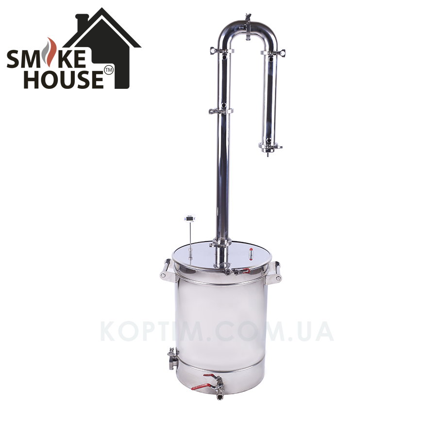 Дистиллятор Smoke House Элит 50 л