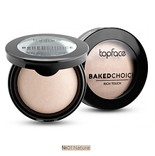 Пудра запеченная TopFace BAKED CHOICE Rich Touch PT-701