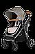 Универсальная детская коляска с люлькой 3 в 1 Lionelo Greet, фото 8