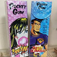 Жевательная резинка Pocket Gum 24 шт