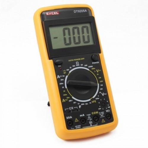 Мультиметр DT VC 9805