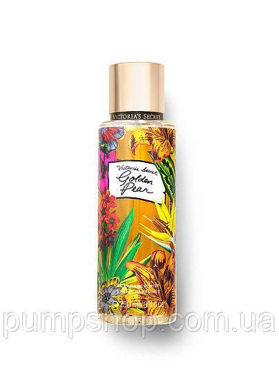 Парфюмированный Спрей Victoria's Secret Golden Pear Fragrance Mist 250 мл