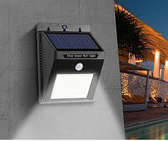 Светильник на солнечной батареи Ever Brite с датчиком движения