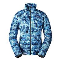 Куртка Eddie Bauer Womens Downlight StormDown Jacket IMPERIAL S Голубая 0963IBL-S, КОД: 259865