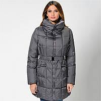 Куртка женская Geox W4425J 48 Серый W4425JBRTI-48, КОД: 304947