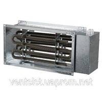 Водяной нагреватель для прямоугольных каналов НКВ 500*250-4