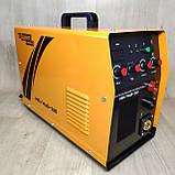 Зварювальний інверторний напівавтомат 2в1 Kaiser MIG-265, фото 2