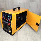 Зварювальний інверторний напівавтомат 2в1 Kaiser MIG-265, фото 3
