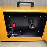 Зварювальний інверторний напівавтомат 2в1 Kaiser MIG-265, фото 5