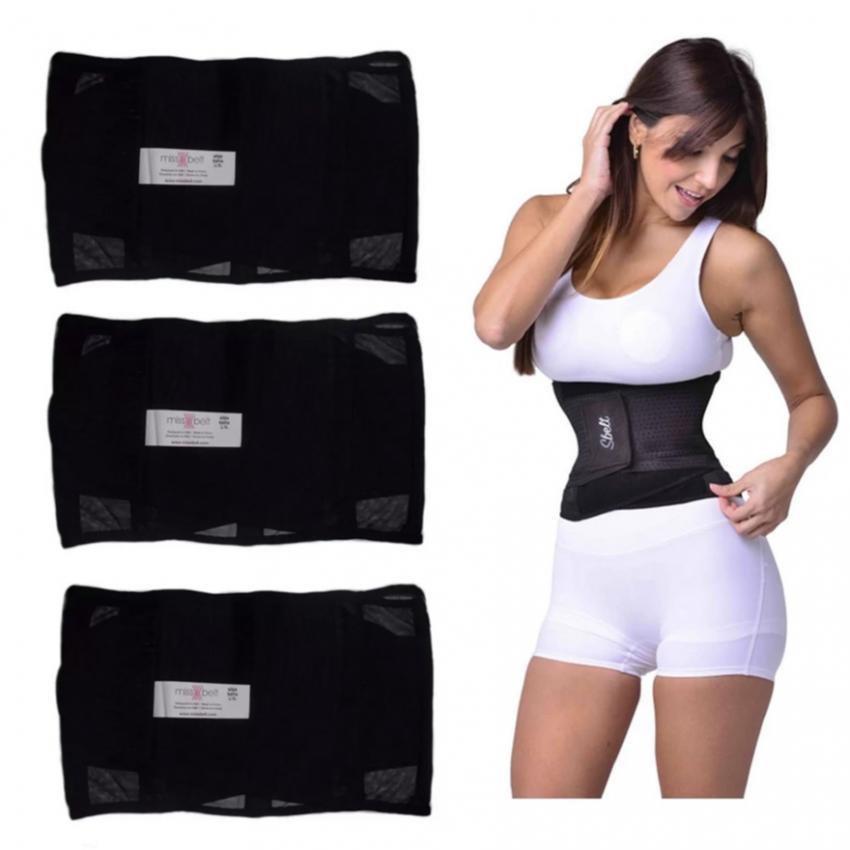 Утягивающий пояс для похудения Miss Belt Instant Hourglass Shape